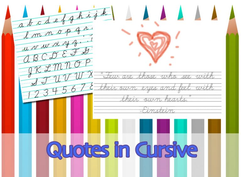 cursive writing free handouts