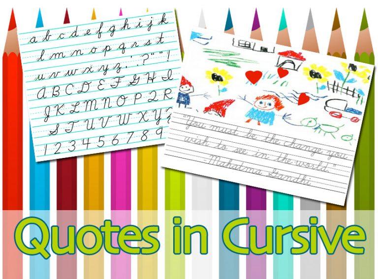 D'Nealian Script (cursive practice) | kidCourses.com | Free, fun ...