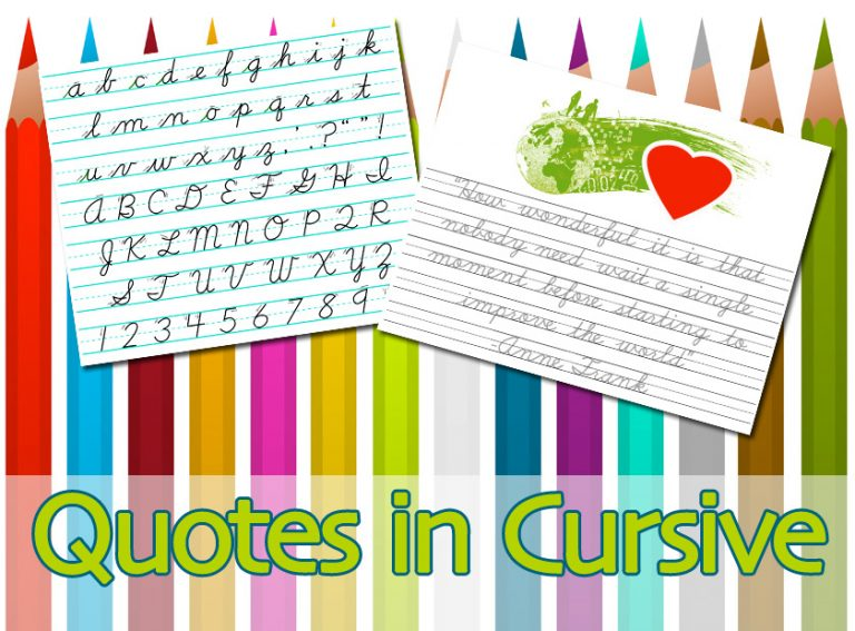 practice handouts for cursive writing