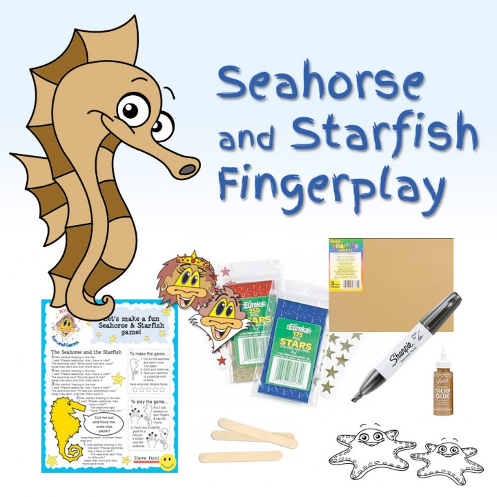 seahorse-starfish-fingerplay-kids