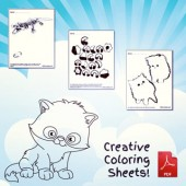 creative-coloring-sheets-alligator-cookie-cat