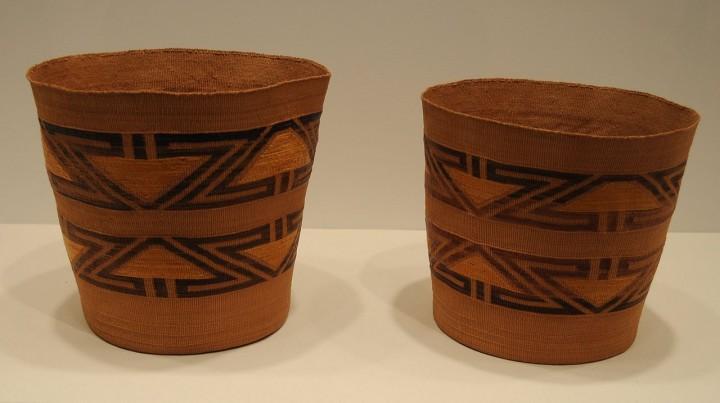 Tlingit Berrying Basket