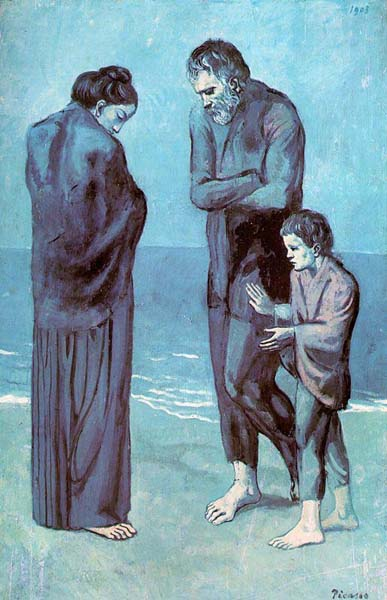 Picasso-The-Tragedy-1903