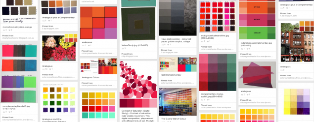 color-theory-board