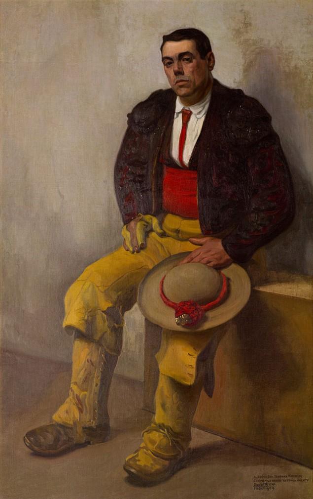 Diego Rivera - El Picador