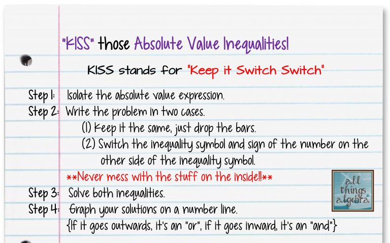 Help writing absolute value inequality?