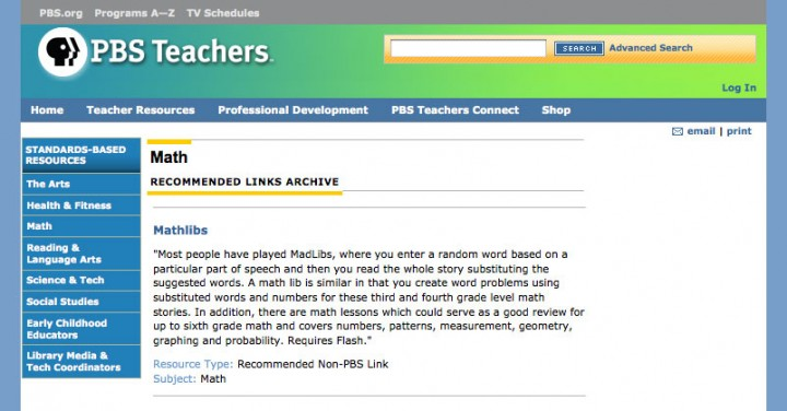 Mathlibs-PBS