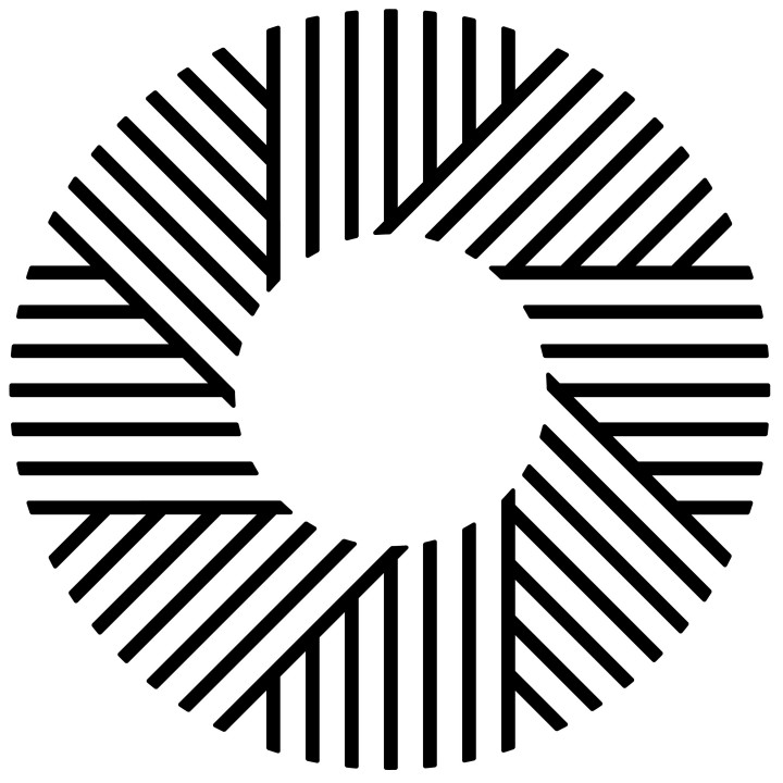 In This Example Lines Are Used To Create A Sunburst