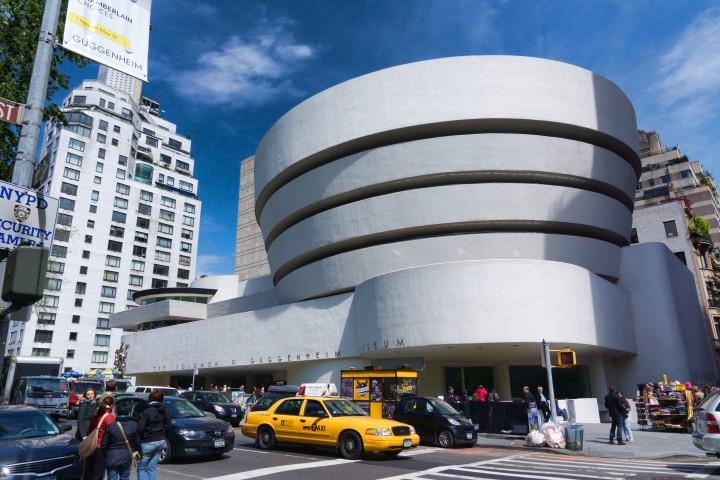 NYC_Guggenheim_Museum