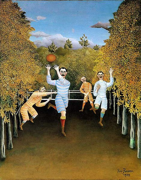 Henri_Rousseau_The_Football_Players-Similarity-and-Contrast